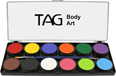 Top Rated in Body Paint