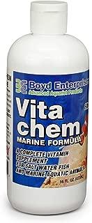 Boyd Enterprises ABE16709 Marine Vitachem for Aquarium, 16-Ounce