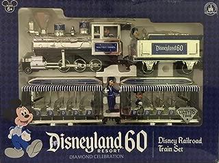 60th anniversary disneyland train set