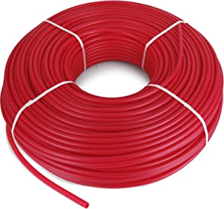 Happybuy Oxygen O2 Barrier PEX Tubing - 1/2 Inch x 1000 Feet PEX Tube Coil - EVOH PEX-B Pipe for Residential Commercial Radiant Floor Heating Pex Pipe (1/2