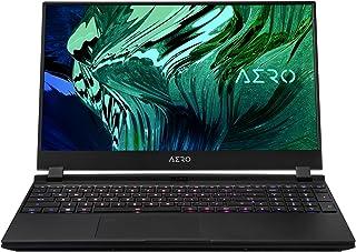 Gigabyte AERO 15.6 Inch Creator Laptop, NVIDIA GeForce RTX 3060 (6GB), UHD OLED, Intel i7 11800H, 16GB, 1TBGB SSD + Spare ...