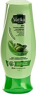 Dabur Vatika Naturals Olive Nourishing Conditioner 400ml