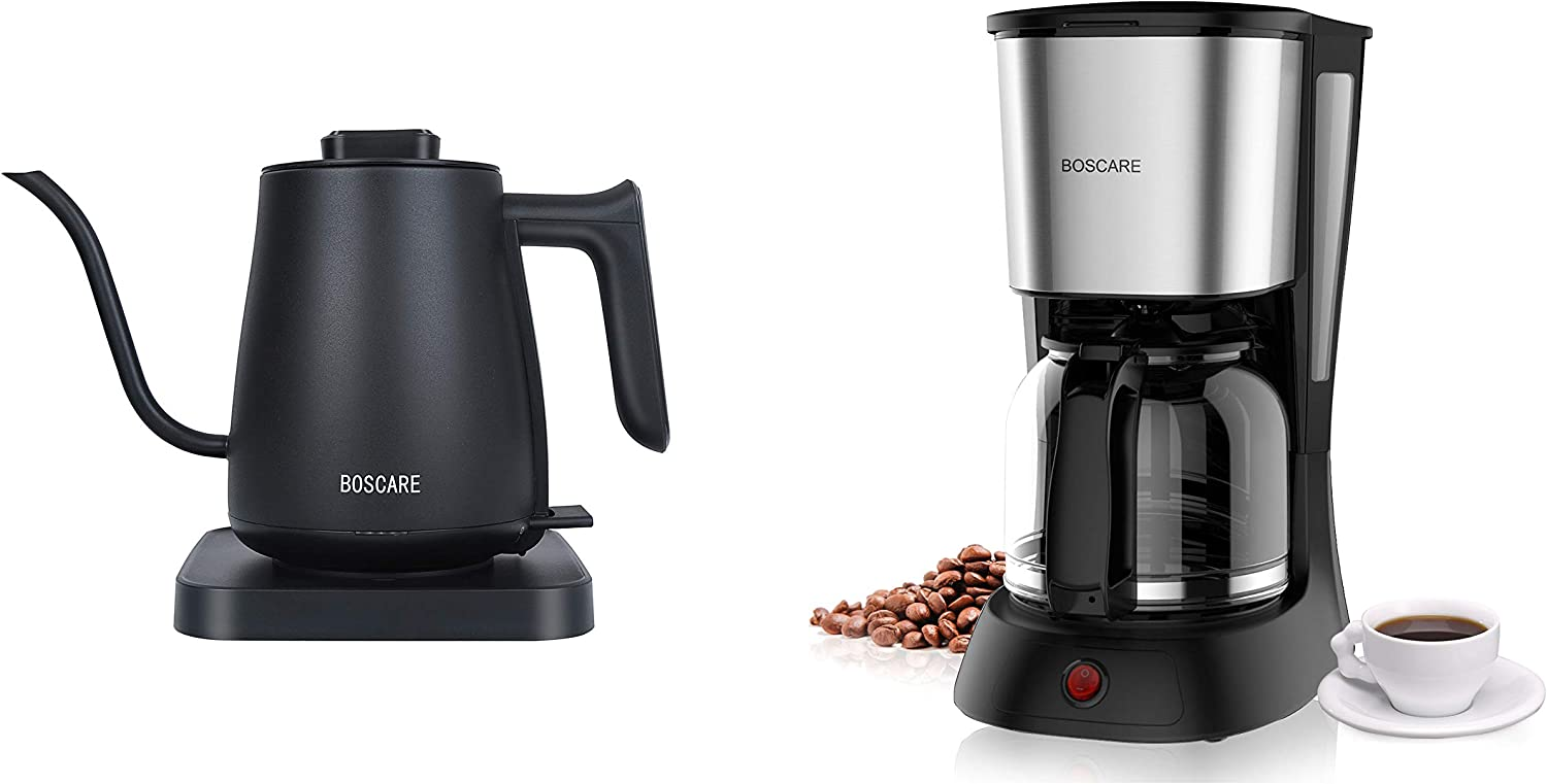 Electric Gooseneck Kettle Super beauty product restock quality top + 9402 maker supreme coffee