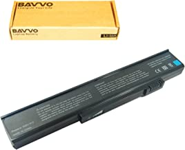 Bavvo Battery Compatible with Gateway 6000 M360 M460 M680 MA3 MA7 ML6720 MP8708 MT6728 MT6729 MT6821 MT6840 MX6000 MX6441 MX6453 MX8711 MX8738 m255 ma2