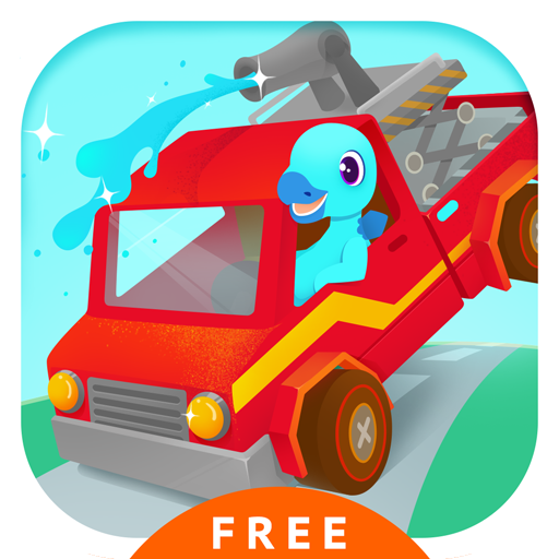 Fire Truck Rescue - Fire fighter Games for kids