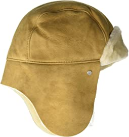 Water Resistant Sheepskin Trapper (Toddler/Little Kids)