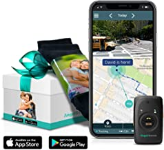 AngelSense Personal GPS Tracker for Kids, Teen, Autism, Special Needs, Elderly, Dementia   4G Nationwide Coverage   2-Way ...