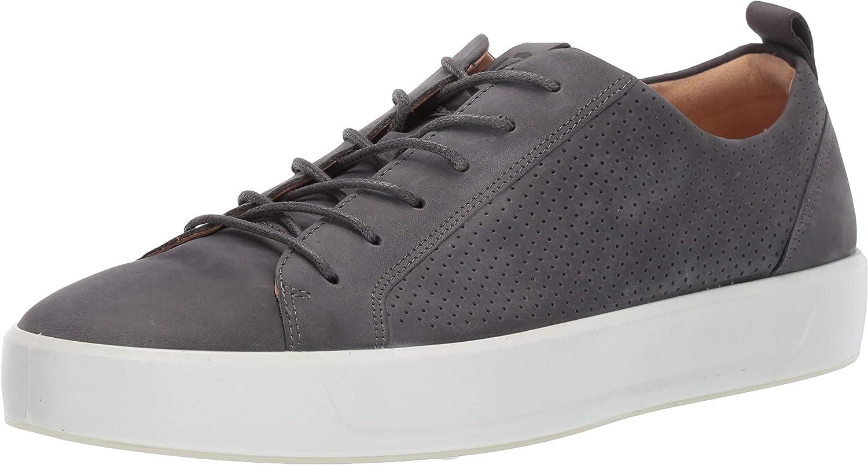 ECCO Men's Spasm Fort Worth Mall price Soft Tie Sneaker 8