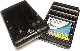 Yaesu VX-110 - Batería de repuesto para radio Yaesu FNB-83 (1600 mAh, 7,2 V, NI-MH)