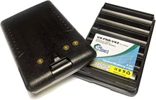 2X Pack - Yaesu FT-60R Battery - for Yaesu FNB-83 Two-Way Radio (1600mAh) - Also Replaces FT-270R, VX-170, FT-250R, VX-150, FT-277R, VX-420, VX-400, VX-210, FT-250E, VX-180, VX-177, VX-160, VX-127