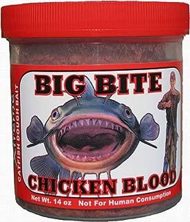 Magic 11-12 Big Bite Chicken Blood Catfish Bait