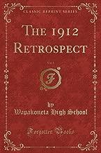 The 1912 Retrospect, Vol. 5 (Classic Reprint)