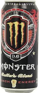 Monster Energy Dub Edition Energy Drink, Baller's Blend, 16 Ounce (Pack of 12)