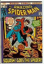 AMAZING SPIDER-MAN #106 9.0