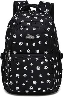 Kids Backpacks Boys Girls School Bags for Kindergarten Lightweight Durable Heavy Duty (Black 2)