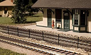 Hairpin Style Fence N Scale Atlas Trains