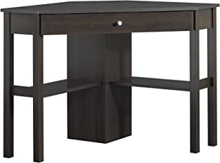 Sauder Beginnings Corner Computer Desk, L: 45.95