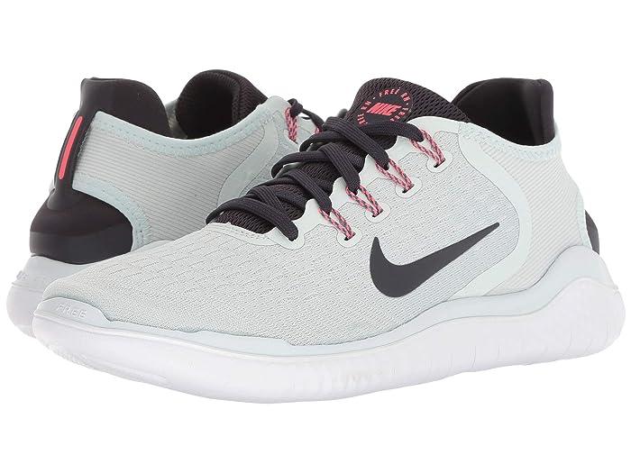 Nike Free RN 2018 Gunsmoke Running Schuhe Damen Casual