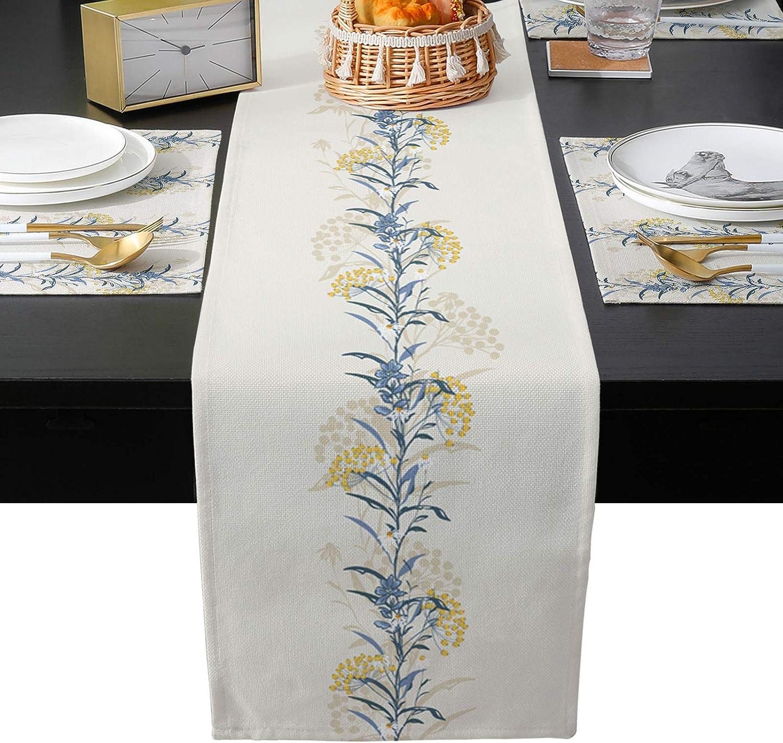 Crystal Emotion Vintage Floral Plant Placemats 格安SALEスタート Flower of 日本全国 送料無料 Set 6