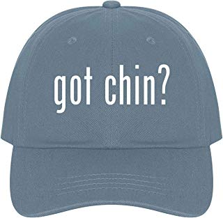 The Town Butler got Chin? - A Nice Comfortable Adjustable Dad Hat Cap