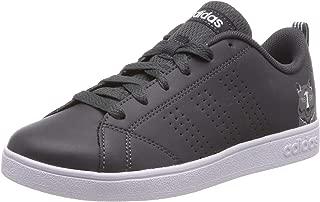 Adidas Unisex Kid's Vs Advantage Cl K Black Tennis Shoes-2 UK (34.5 EU) (F36245)