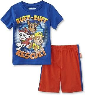 Nickelodeon Baby Boys Paw Patrol Tee Shirt & Short Set Size 12 Months Blue