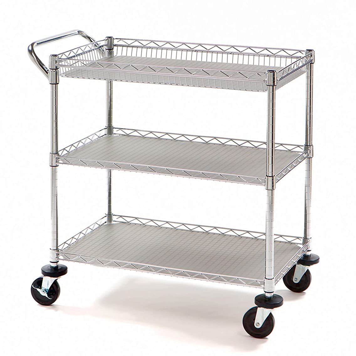 Member's Mark Commercial Utility Cart - 2 Piece
