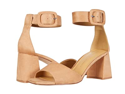 Chinese Laundry Yova (Sunkiss Nude Suede) Women