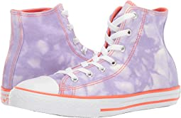 Washed Lilac/Turf Orange/White