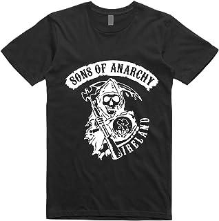 FMstyles Sons of Anarchy Ireland Unisex Tshirt FMS371