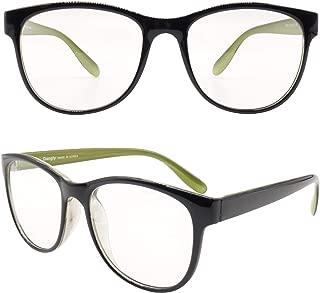 Fashion Non Prescription Eyewear Rectangular Lightweight eyeglasses7519