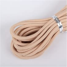 Xpwoz 5M / roll Ice Cream Color Elastic Rubber Band DIY haaraccessoires Materiaal het naaien van kleding elastisch koord C...