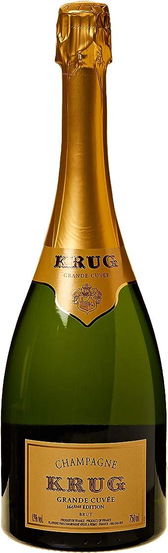 Krug -champagne grande cuvee 0,75 lt. 3258064080798
