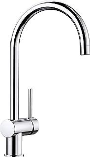 BLANCO Filo, Küchenarmatur, Einhandmischer, Oberfläche Chrom, Hochdruck, 1 Stück 512324