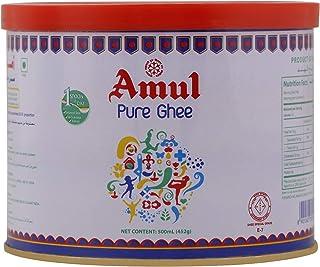 Amul Pure Ghee, 452 g