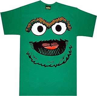 Oscar Smile Face Adult T-Shirt