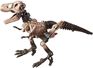 Transformers Toys Generations War for Cybertron: Kingdom Deluxe WFC-K7 Paleotrex Fossilizer Action Figure - Kids Ages 8 an...
