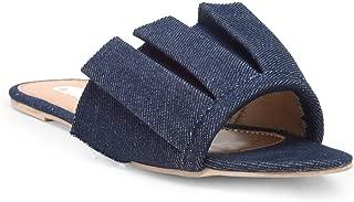 Chalk Studio - Ruche - Blue Denim- Sandals