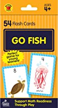 Go Fish Card Game: 54 Flash Cards (Brighter Child Flash Cards)