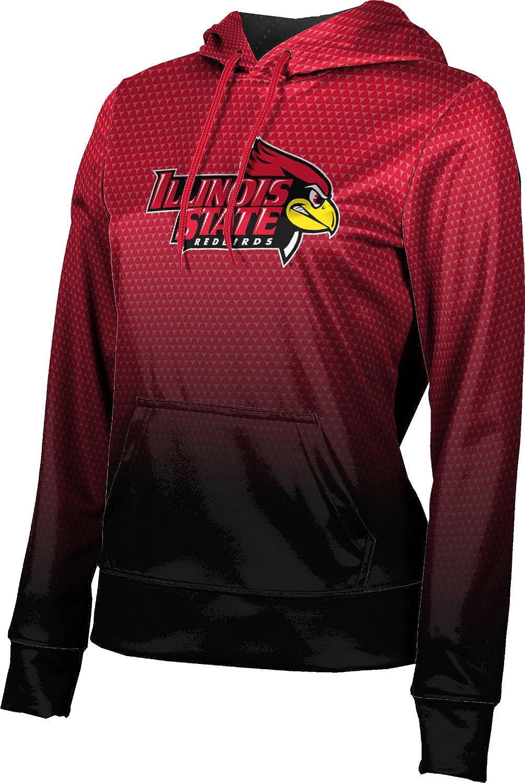 ProSphere Illinois State University Girls' Pullover Hoodie, School Spirit Sweatshirt (Zoom)