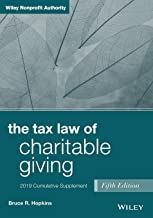 The Tax Law of Charitable Giving: 2019 Cumulative Supplement, 5th Edition