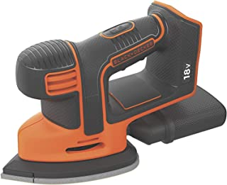 BLACK+DECKER 18V Lithium-ion Cordless Mouse Detail Sander without Battery