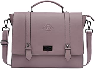 Laptop Briefcase for Women,17 Inch Work Bag Laptop Messenger Bag Spacious Computer Bags..