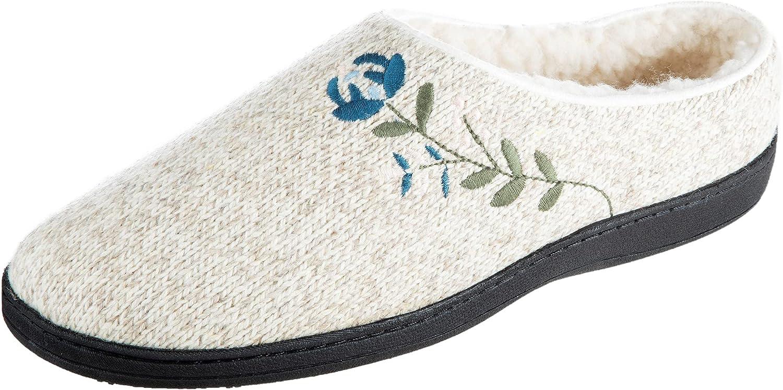 Acorn Womens Flora Hoodback Slipper