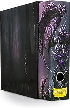 Arcane Tinman Slipcase Binder: Dragon Shield 9 Pocket Dragon Art Black