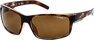Arnette Fastball AN4202-02 208783 Polished Havana Frame & Brown Polarised Lenses Men's Sport Sunglasses