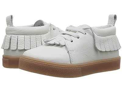 Freshly Picked Sneaker Mocc (Toddler/Little Kid) (White) Kid