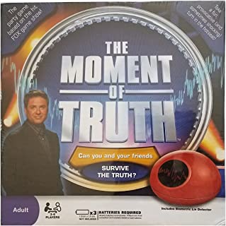 The Moment Of Truth Game