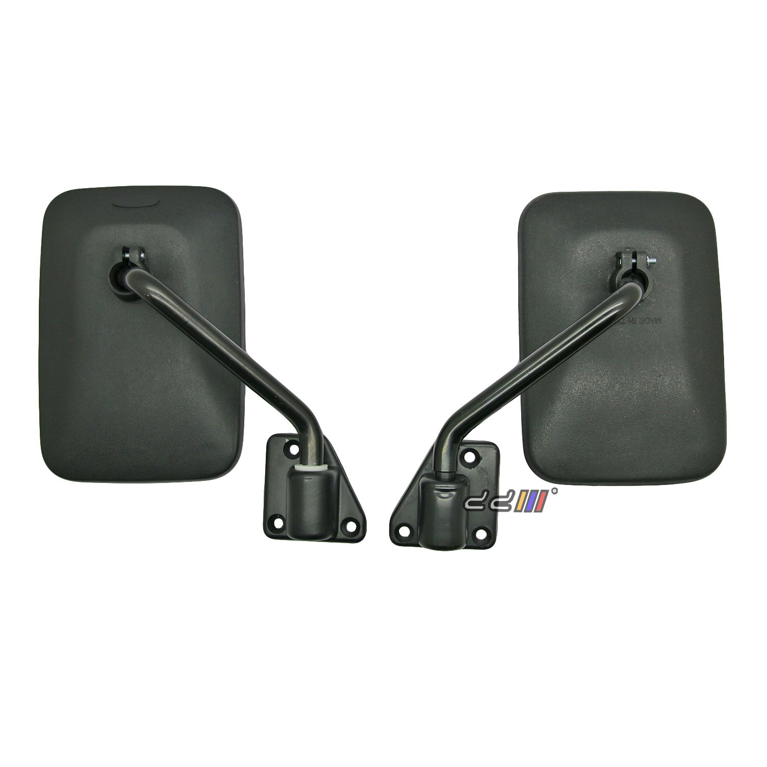 Fit System 61023F Ford F-Series Passenger Side Replacement OE Style Power Folding Mirror