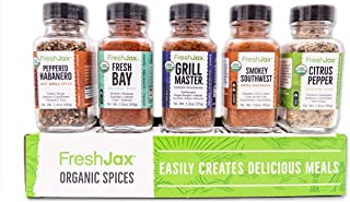 Sponsored Ad - FreshJax Grilling Spice Gift Set, (Set of 5)